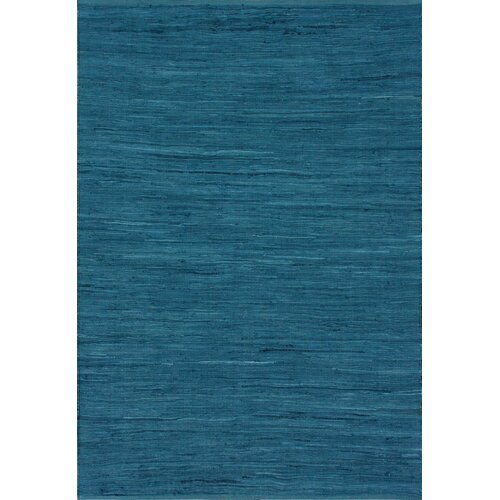 Keen Federal Blue Mona Rag Rug