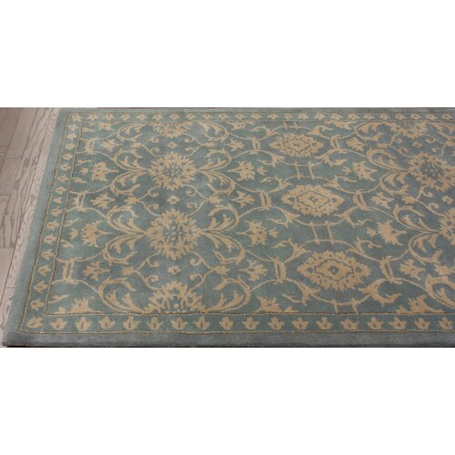 nuLOOM Fancy Light Blue Vittorio Rug