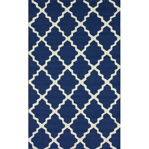 Air Libre Navy Blue Fiona Indoor/Outdoor Rug