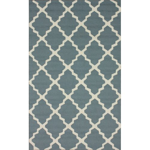 Air Libre Light Blue Fiona Indoor/Outdoor Rug