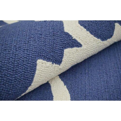 nuLOOM Trellis Regal Blue Alice Rug