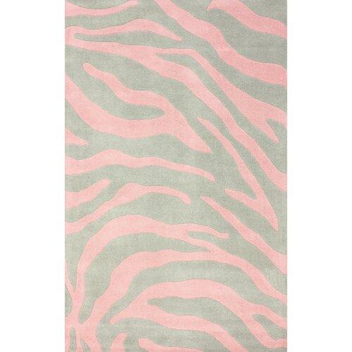 Earth Pink Madagascar Rug