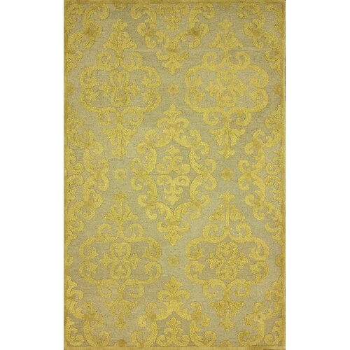 Elegance English Scroll Rug