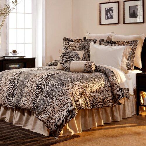 Luxury Cotton 6 Piece Comforter Set