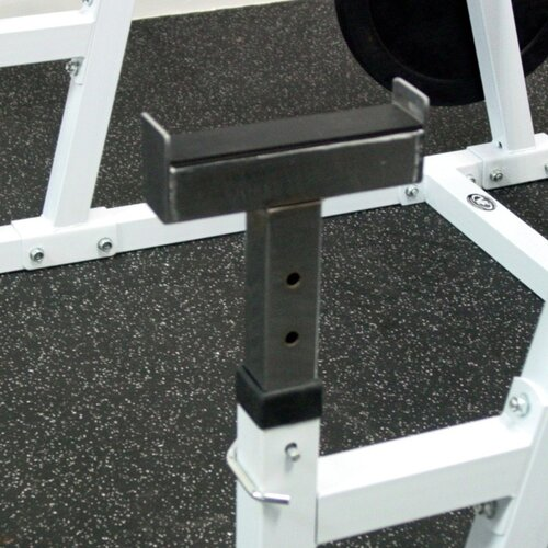 Valor Athletics BD-6 Safety Squat Bench Combo Rack