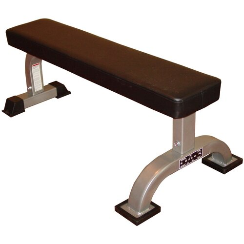 Valor Athletics Hard Core Flat Utility Bench