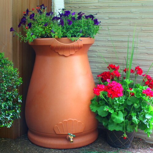 Good Ideas Rain Wizard 65 Gallon Rain Barrel