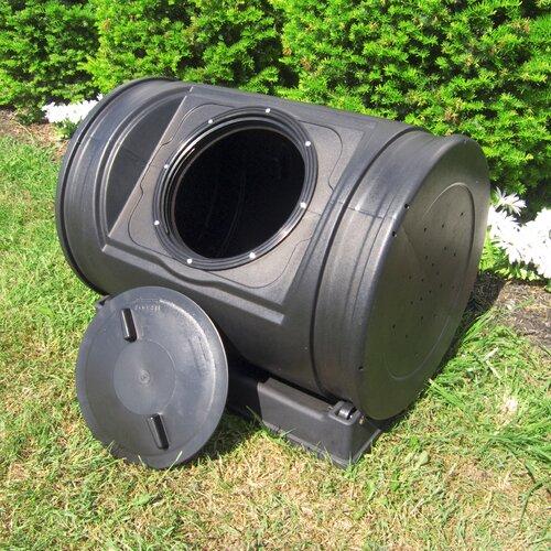 Good Ideas Compost Wizard Jr. 7 Cu. Ft. Tumbler Composter