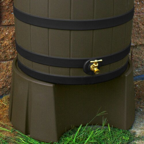 Good Ideas Rain Wizard 50 Gallon Rain Collector Stand