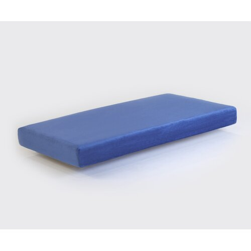 Memory Foam Kidz Kids Memory Foam Mattress with Water Proof Cover in Blue