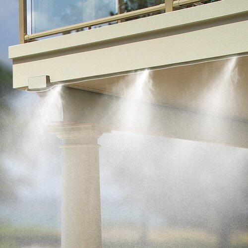 Misty Mate Inc. Cool Patio 20 Ft. Hose
