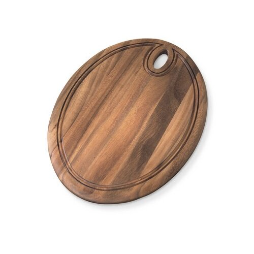 Oval Prep Board