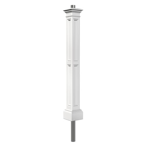 Mayne Inc. Liberty Lamp Post with Mount