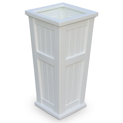 Mayne Inc. Cape Cod Square Tall Planter
