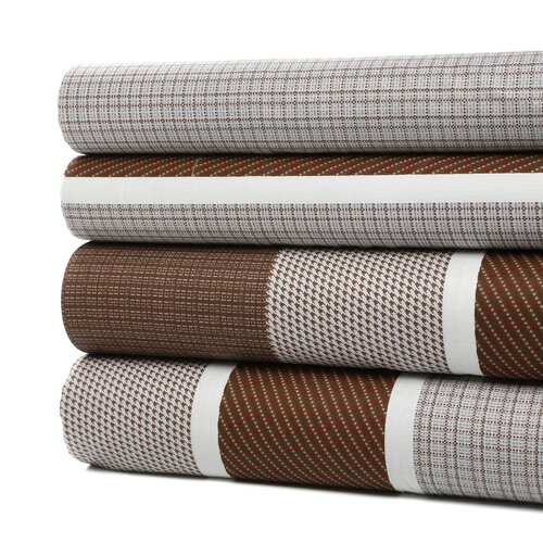 North Home Luna 220 Thread Count Sheet Set