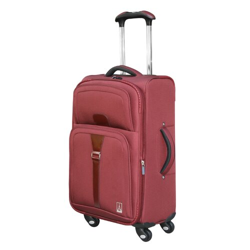 """Travelpro Runway 21"""" Carry-on Expandable Spinner Suitcase"""