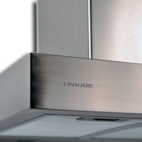 "Cavaliere 42"" 900 CFM Stainless Steel Wall Mount Range Hood"