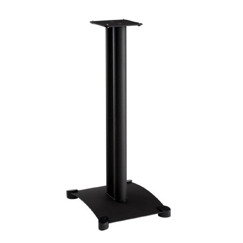 "Sanus Steel Foundations 30"" Fixed Height Speaker Stand (Set of 2)"
