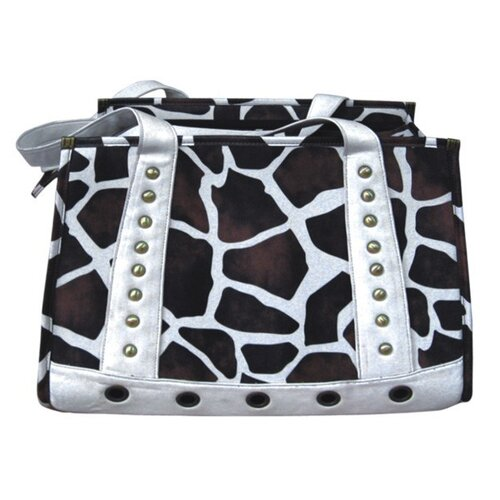 Giraffe Handbag Pet Carrier