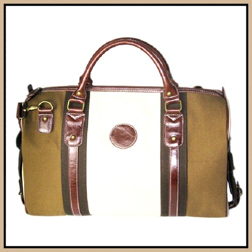 Italian Style Canvas Pet Carrier