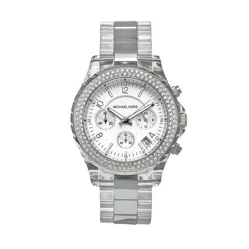 Women's Glitz Watch in Silver