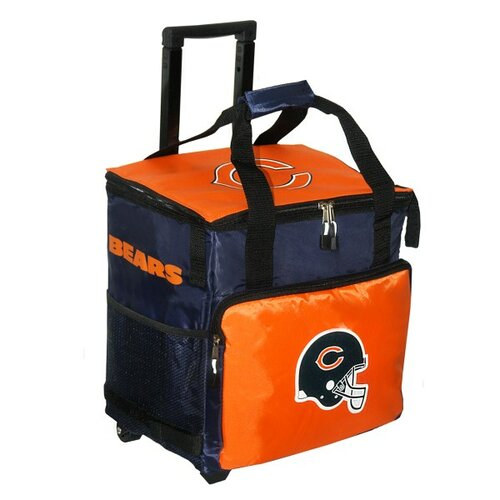Concept One NFL Products Mobilize Rolling Cooler