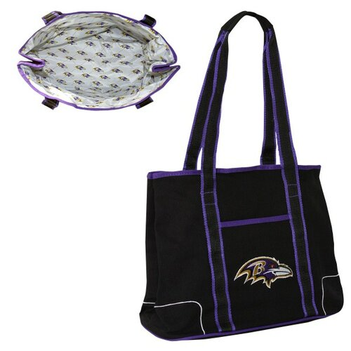 Concept One NFL Products Hampton Tote Bag