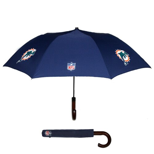 Concept One NFL Woody Umbrella