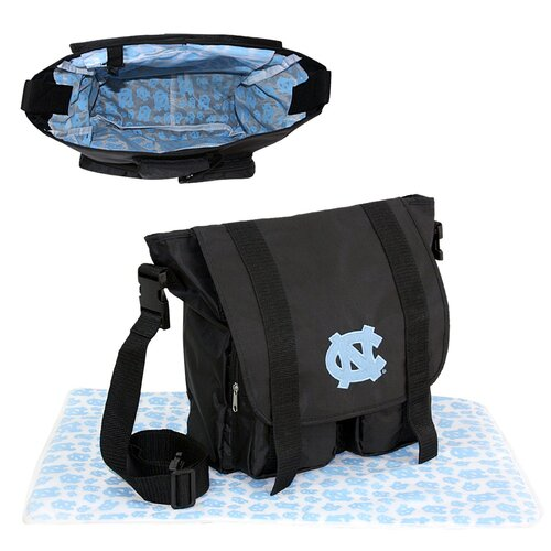 Concept One NCAA Products Diaper Bag