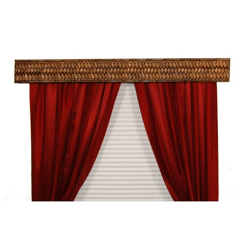 Coral Springs Pole Top Drapery And Tailored Valance Wayfair