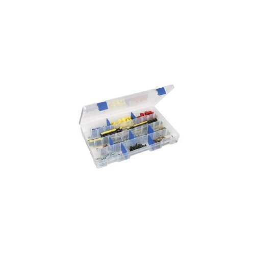 Flambeau Zerust Tuff 'Tainers Storage Boxes with Recessed Latches
