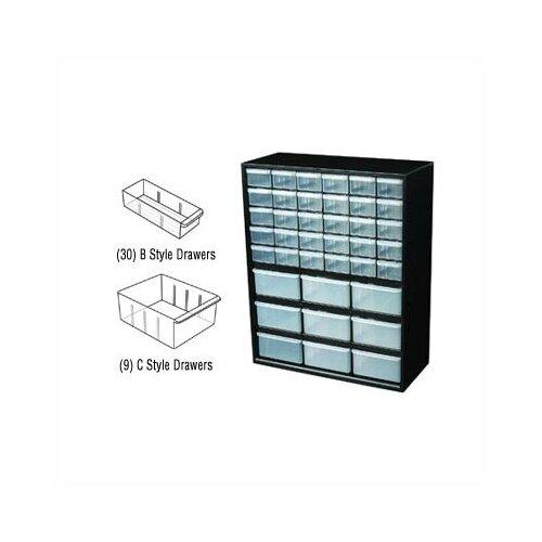 Parts-Station 39 Drawer Plastic Parts Cabinet