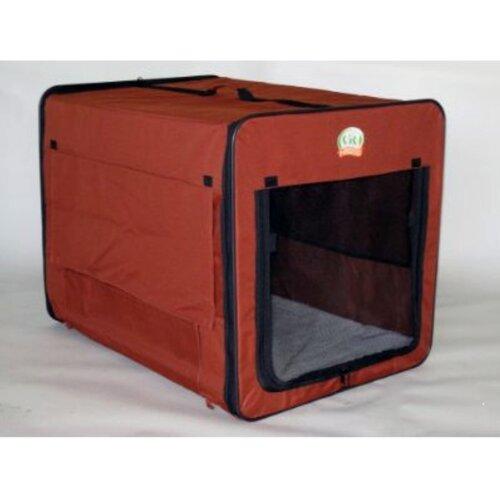 Go Pet Club Soft Sided Dog Crate