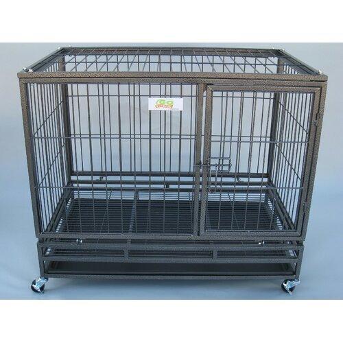 Steel Pet Crate