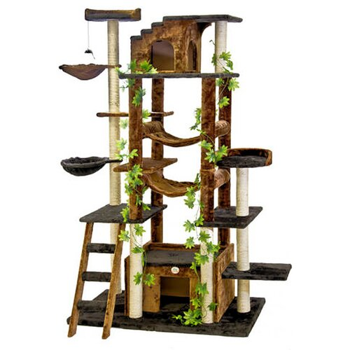 "Go Pet Club 77"" Cat Tree"