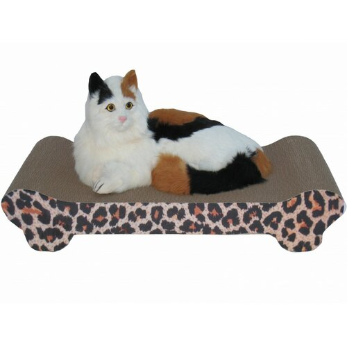 Lounge Recycled Paper Cat Scratching Board