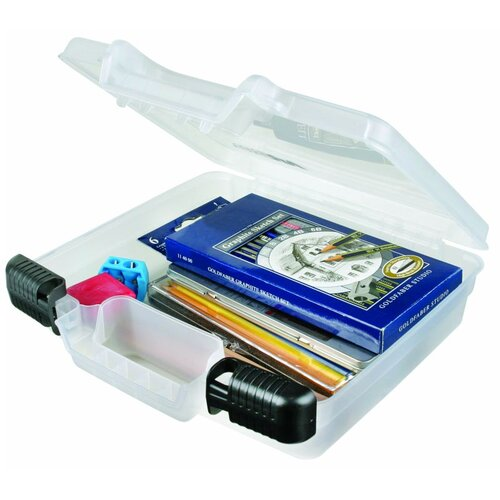 ArtBin Small Quick View Carrying Case in Translucent