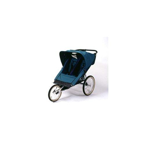 Kool-Stride Lil Deuce Double Jogging Stroller
