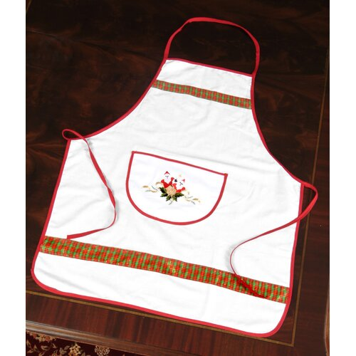 Christmas Santa Claus Design Apron