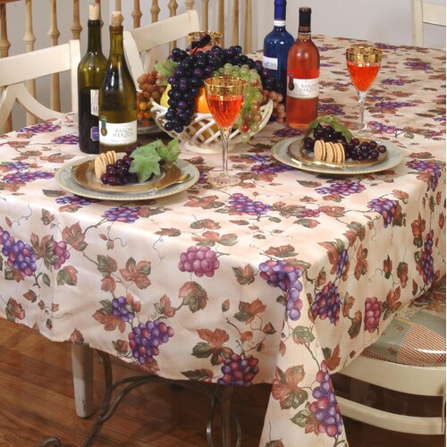 European Vineyard Tablecloth