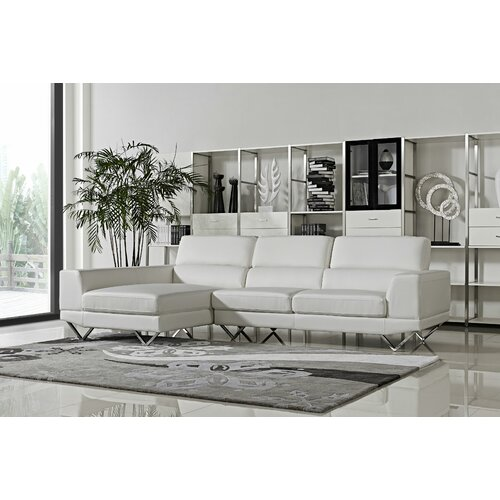 Morgan Left Facing Chaise Sectional