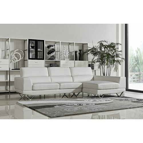 Morgan Right Facing Chaise Sectional