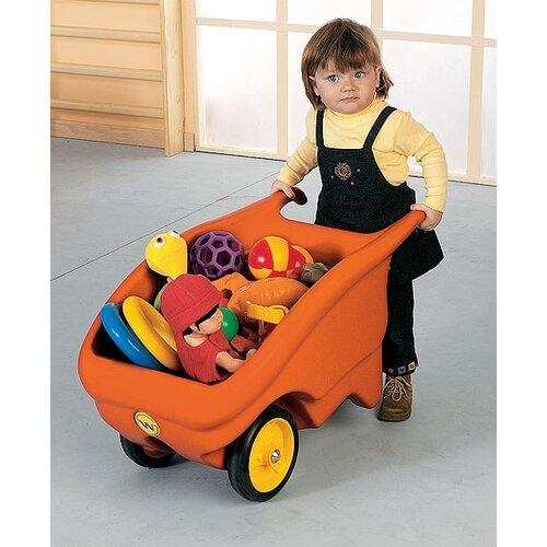 Wesco NA 2-Wheel Wheelbarrow