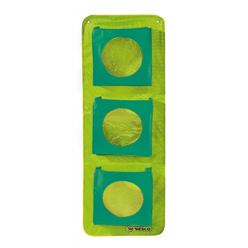 Wesco NA Visio 3 Bellows Pocket Storage Board