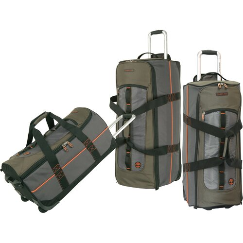 Jay Peak 3 Piece Luggage Set