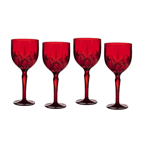 Brookside Red Wine Glass (Set of 4)