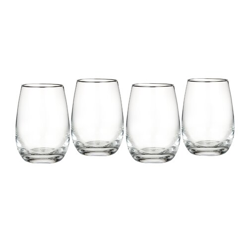 Marquis by Waterford Vintage Stemless Wine Glass