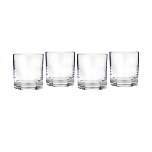 Vintage Old Fashioned Glass (Set of 4)