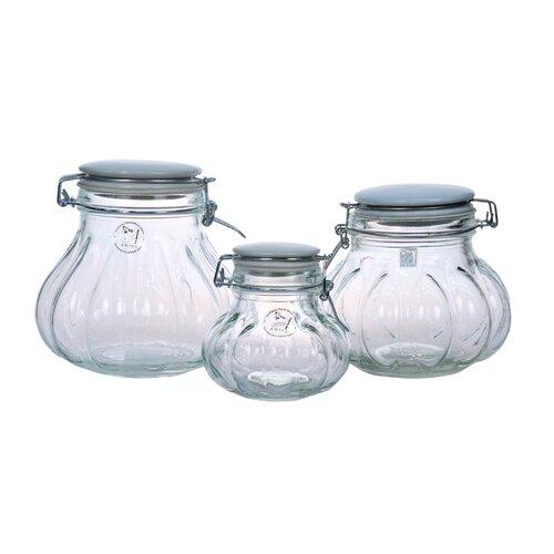 Global Amici Meloni 3 Piece Jar Set
