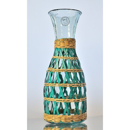 34 oz. La Bamba Carafe in Green